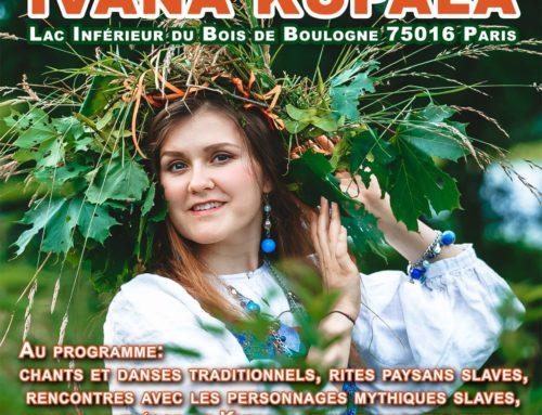 24.06.2017 – La fête slave IVANA KUPALA