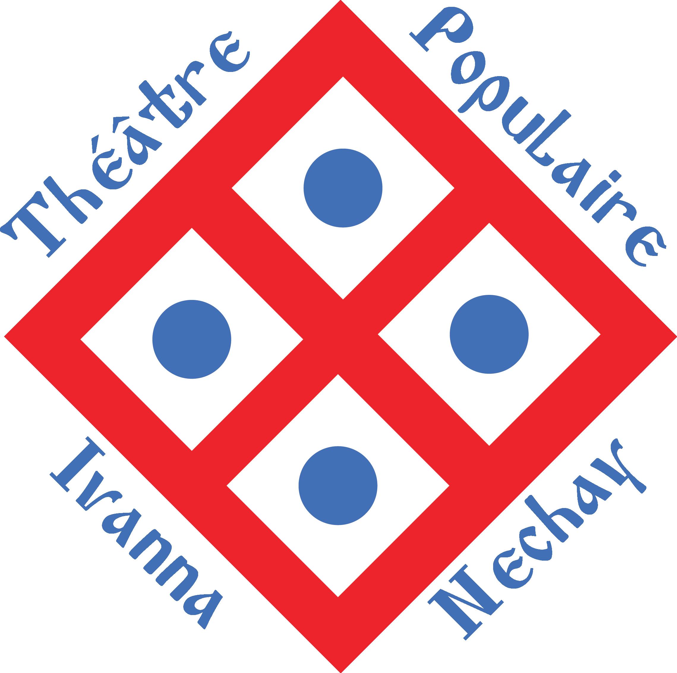 Théâtre Populaire Ivanna Nechay Logo
